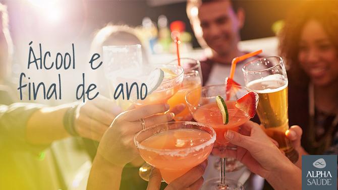 Todo ano a mesma coisa: porque, infelizmente, o álcool ainda é um problema desta época.