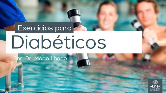 É mais fácil do que parece ser: como pode ser simples incorporar exercícios físicos para diabéticos.