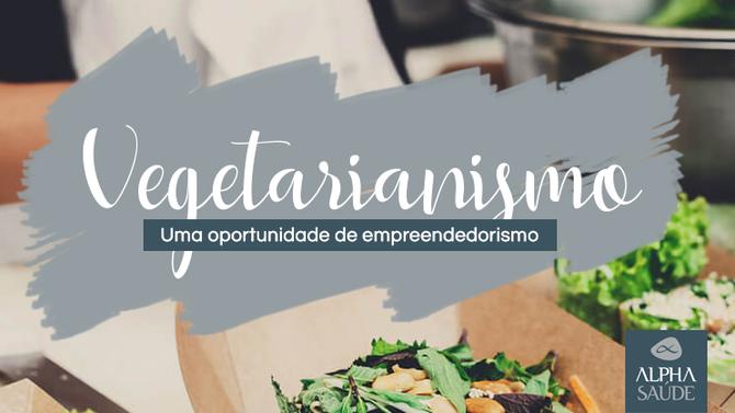 Especial para vegetarianos:  livro para estudo e dicas para empreender!