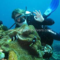diver Bali