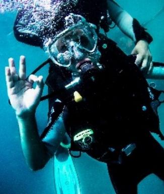 plongeur professionnel PADI