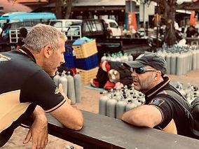 Bali Breizh Divers Team