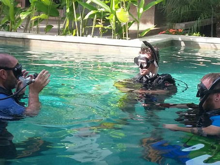 Open Water Diver : la première certification PADI