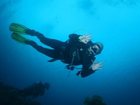 Diver - IDC