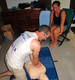 Emergency first response Instructor