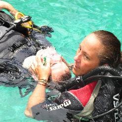 padi rescue diver bali