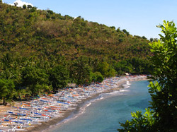Amed Beach / Plage d'Amed