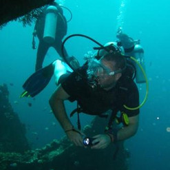 Discover the beauty of the balinese seabed