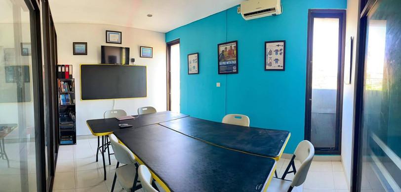 IDC  Bali Asia classroom