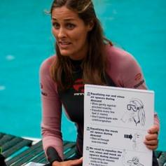 Divemaster instructor