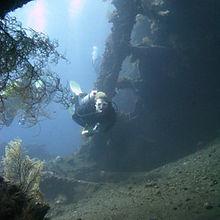 scuba diving Liberty wreck Tulamben