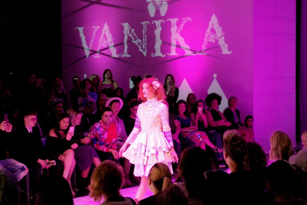 Noie Fashion: Vanika runway show
