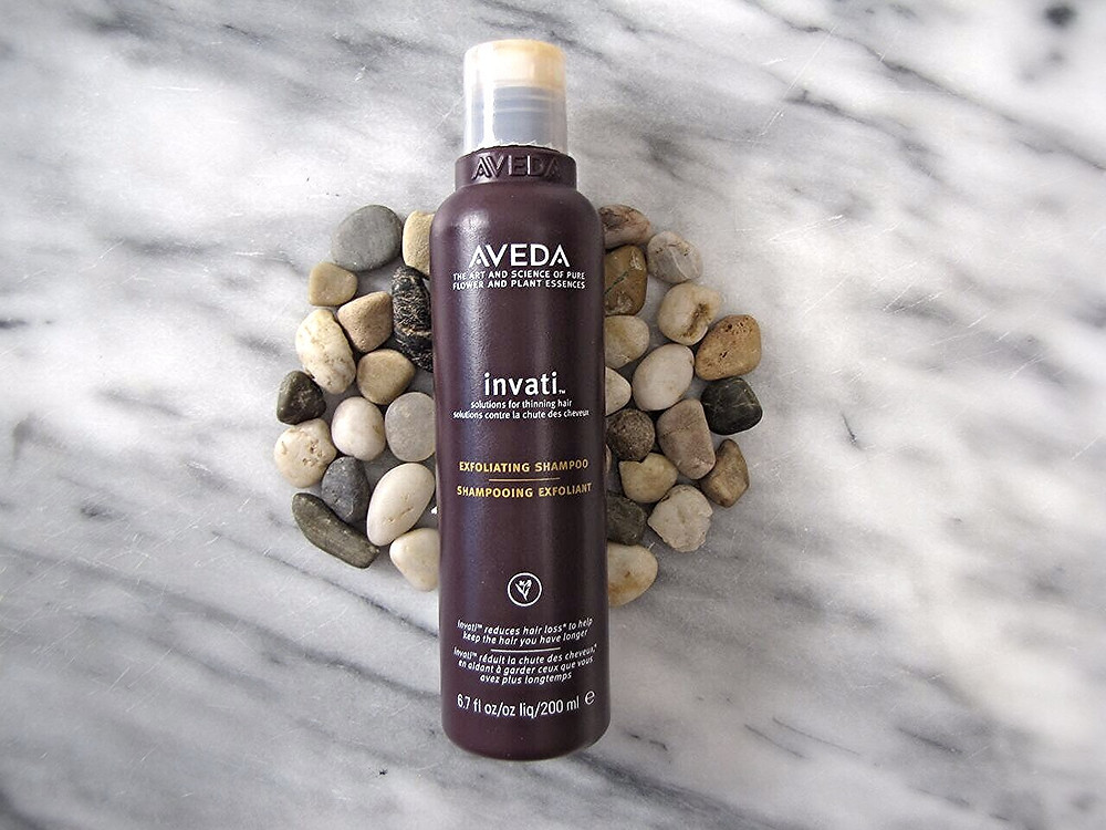 Noie Beauty  Aveda Invati Exfoliating Shampoo