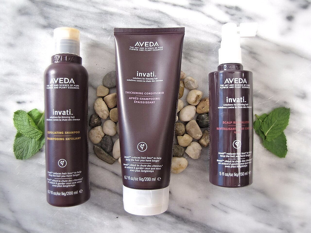 Noie Beauty The  Invati Haircare Line by Aveda