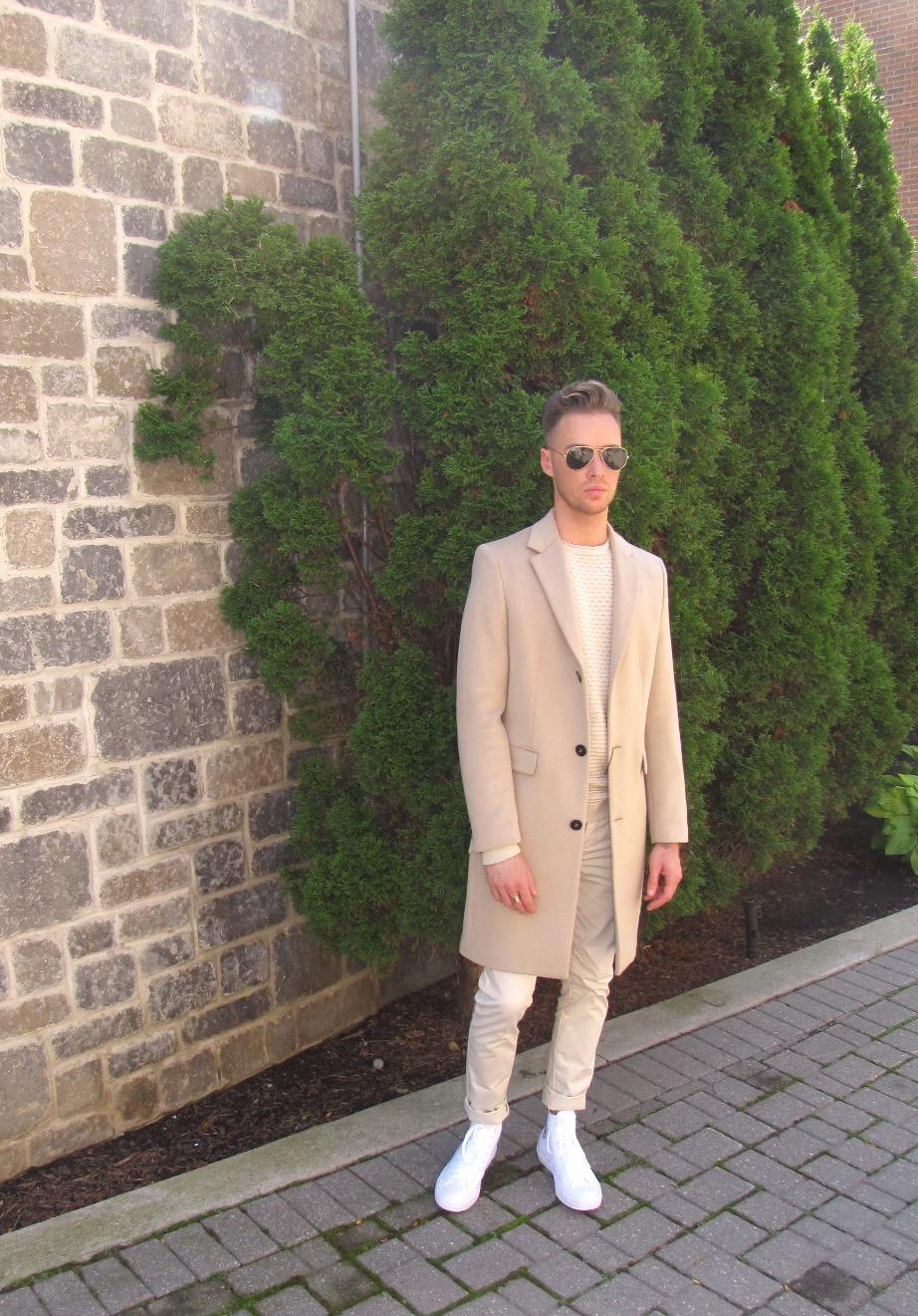Noie Fashion The Men's Monochromatic Look