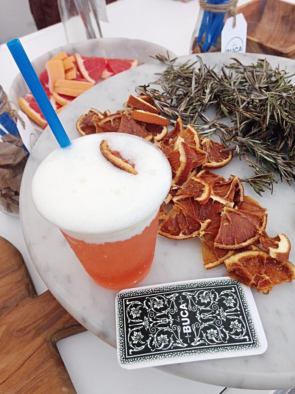 Noie Lifestyle: Negroni Granita from Bar Buca