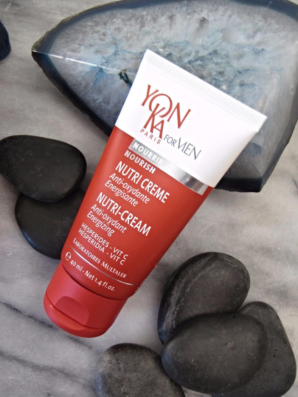 Noie Beauty: Yonka for Men Nutri-Cream