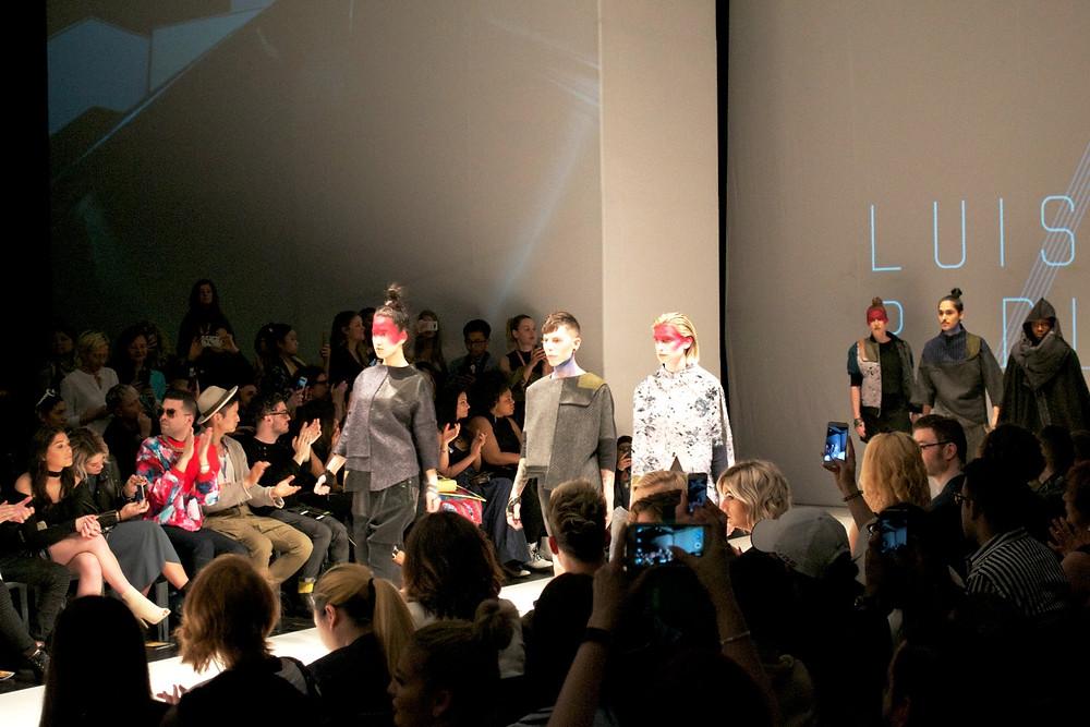 Noie Fashion: Luis Padilla runway show