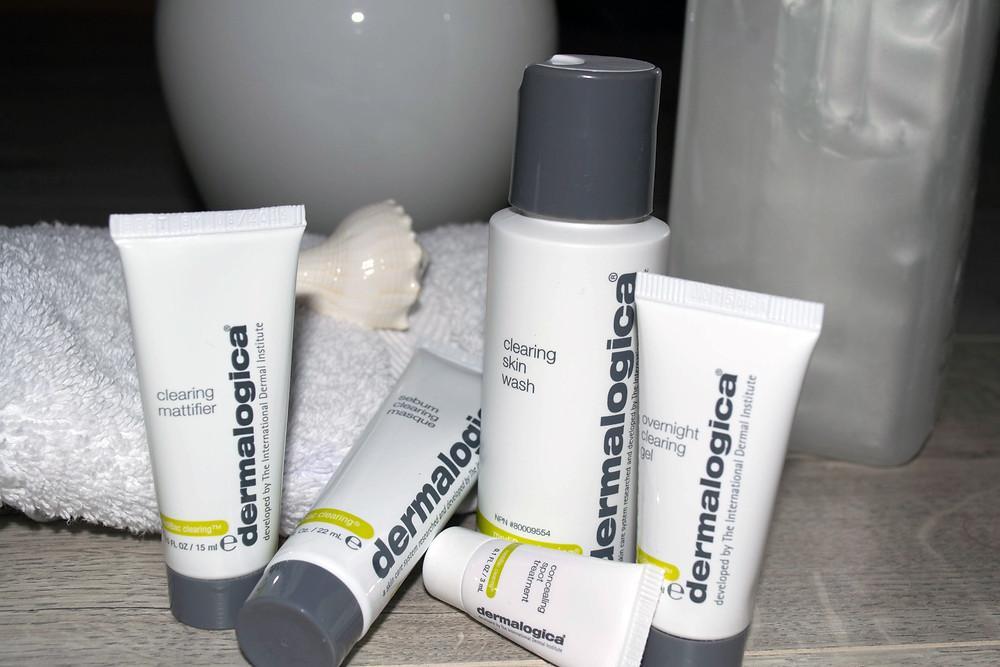 Noie Beauty: Dermalogica Medibac Skin Clearing Kit