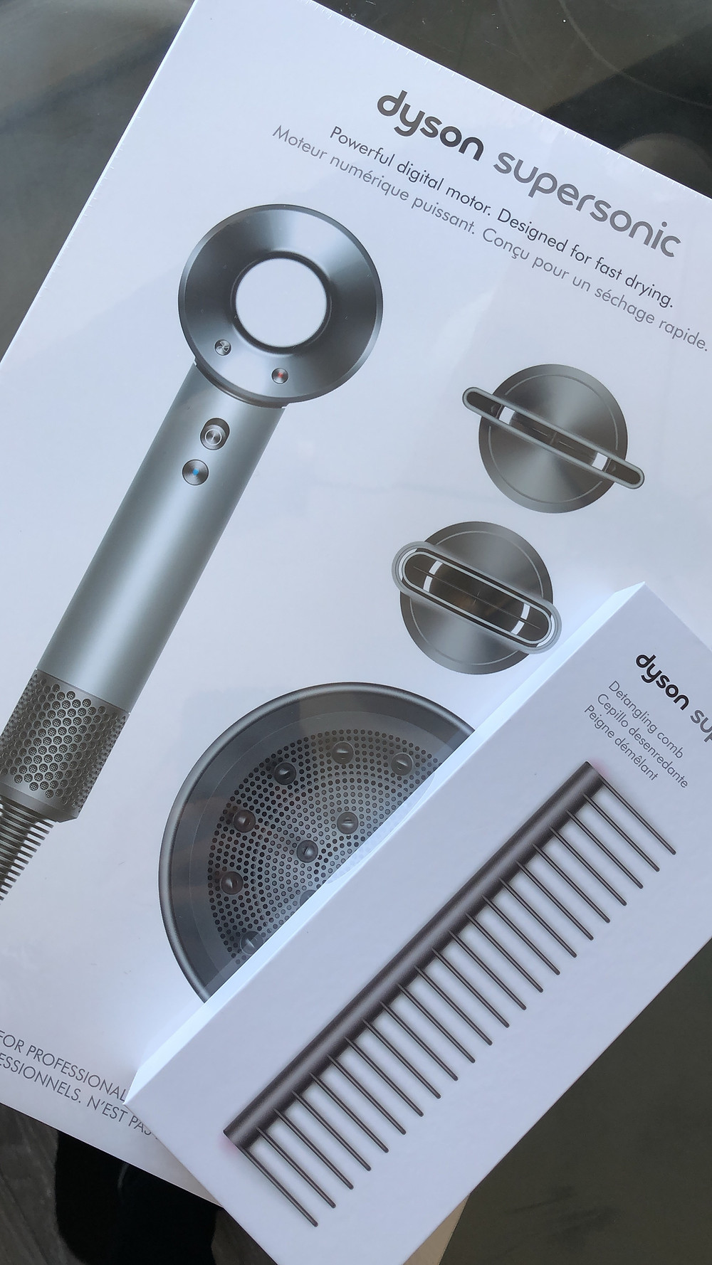 Noie Beauty: Dyson Supersonic hairdryer