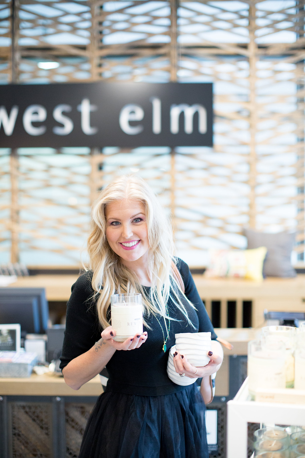 West Elm, Town Center, Mother's Day Gift Guide, Blissfully Boyce