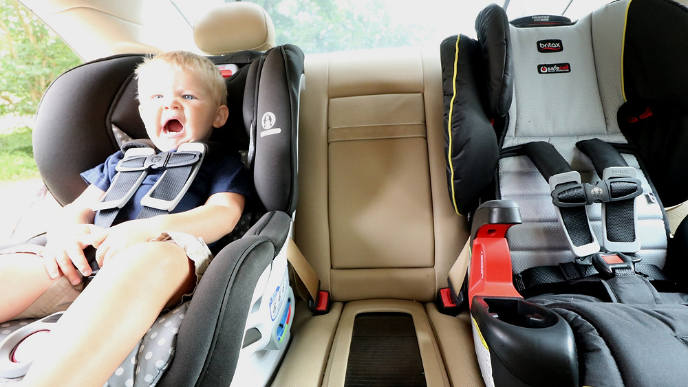 Britax Marathon ClickTight Convertible Car Seat Review blissfullyboyce.com