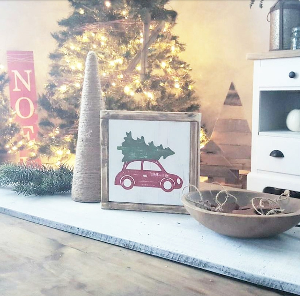 https://shoptherusticroost.com/products/christmas-car-mini-sign