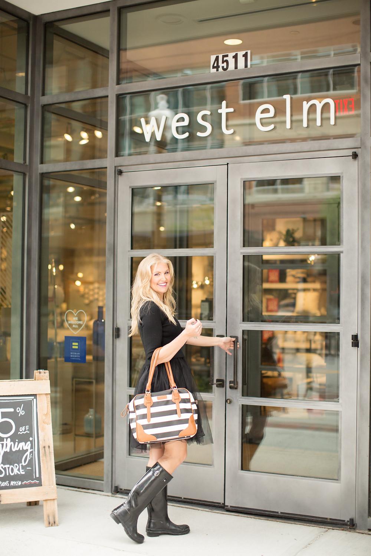 Leesa Mattress now sold in West Elm locations blissfullyboyce.com
