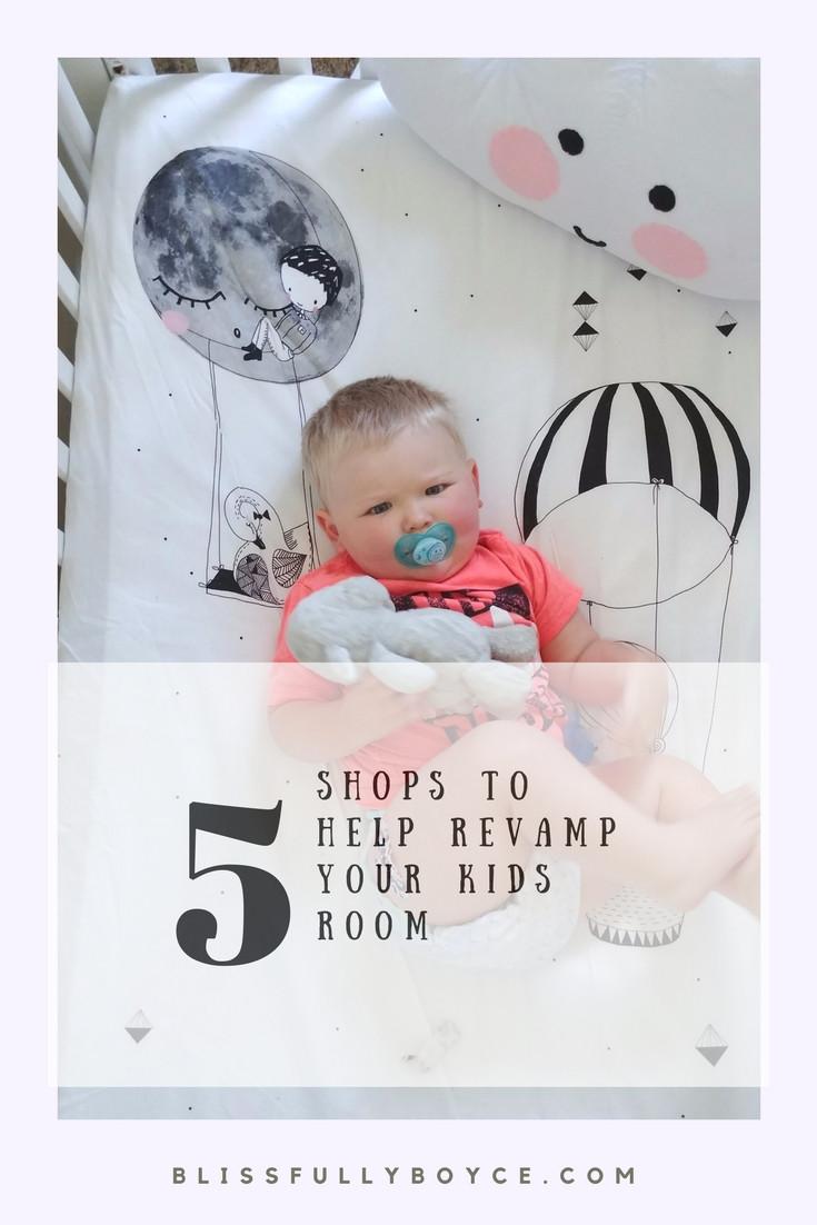 Blissfully Boyce Blog, Lifestyle Blog, Home Decor, Kids Room Decor
