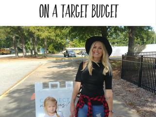 How to dress like a Fashion Blogger on a Target budget