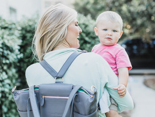 Quick Mom Hacks: One bag,All occasions