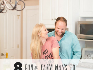 8 Fun and Easy ways to FLIRT with your SPOUSE