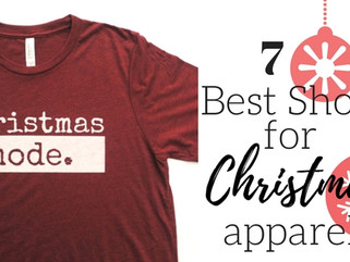 7 Best Shops for Christmas Apparel