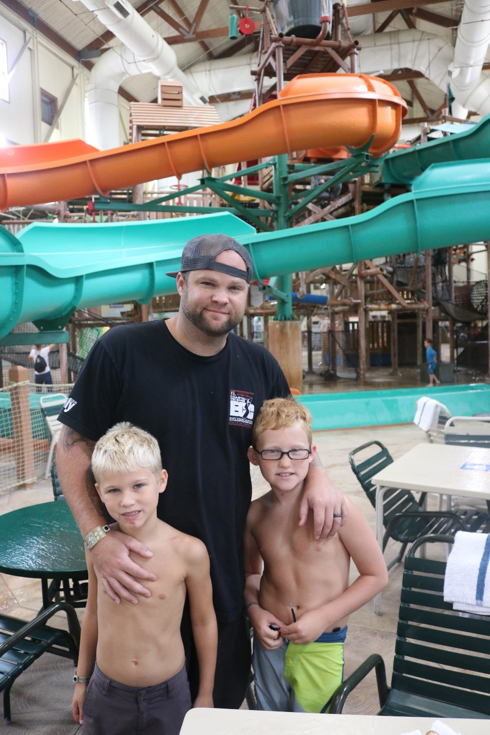 Great Wolf Lodge Family Vacation Blissfully Boyce