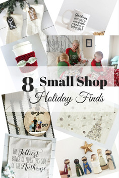 8 Small Shop Holiday Finds