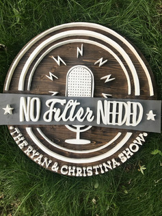 """""""No Filter Needed""""- A Podcast sure to please"""
