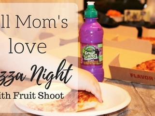 All Mom's love Pizza Night