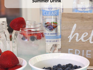 Quick and Easy Refreshing Summer Drink