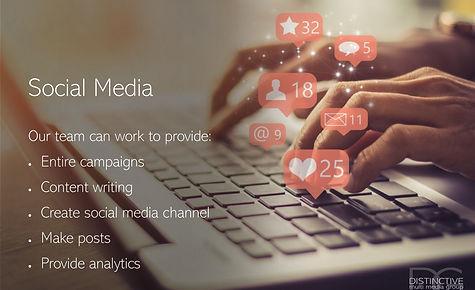 Distinctive Multi Media Group Social Med