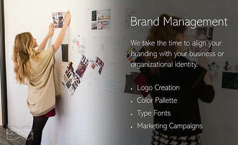 Distinctive Multi Media Group Brand Mana