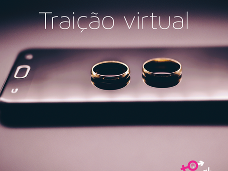 Bate-papo virtual é traição?