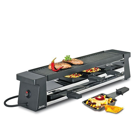 SP RACLETTE COMPACTO NEGRO SPRING