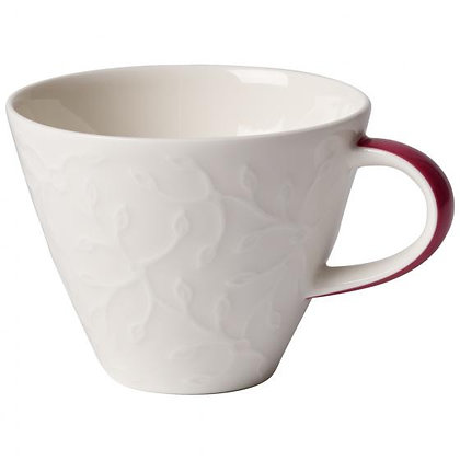 CAFFE CLUB FLORAL TOUCH ROSE TAZA CAFE S/PLATO 0.22L