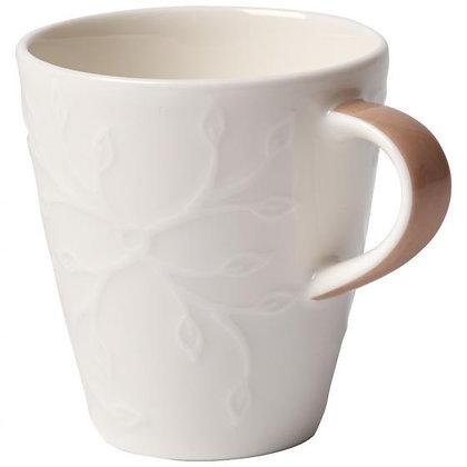 CAFFE CLUB FLORAL TOUCH OF HAZEL TAZA ESPRESSO S/PLATO