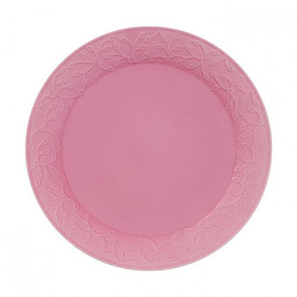 CAFFE CLUB FLORAL TOUCH ROSE PLATO POSTRE 21CM