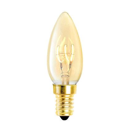 PROJECT LIGHTIN GOLD FILAMENT FOCO 25W E14 EICHHOLTZ
