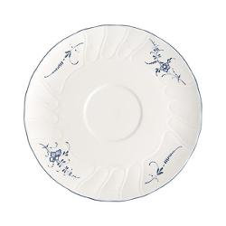 OLD LUXEMBOURG PLATO PARA TAZA CONSOME VILLEROY & BOCH