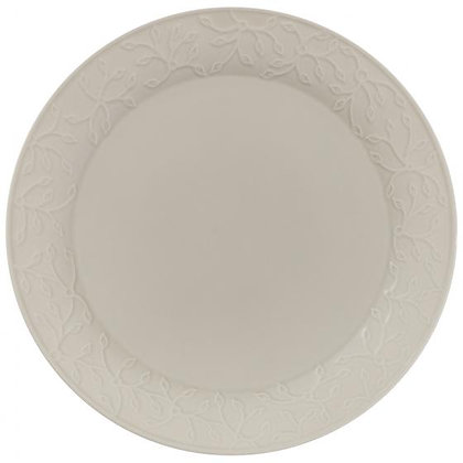 CAFFE CLUB FLORAL TOUCH OF SMOKE PLATO POSTRE 21CM