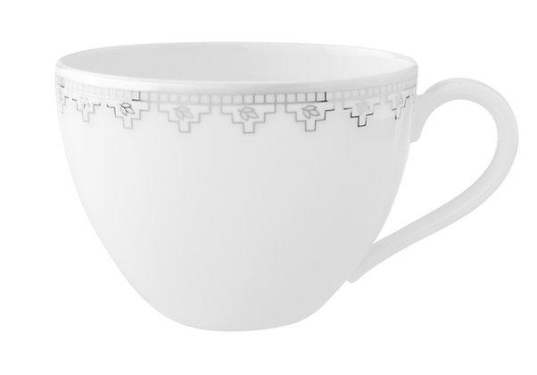 WHITE LACE TAZA CAFE S/PLATO VILLEROY & BOCH