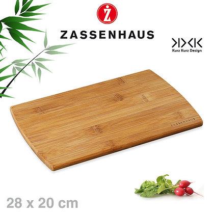 ZASSENHAUS TABLA DE BAMBU PARA CORTAR ZASSENHAUS